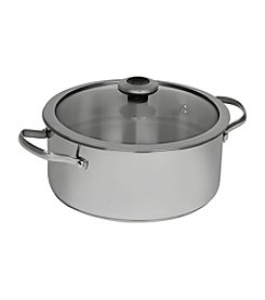 Revere® Stainless Steel 5-Quart Dutch Oven with Lid