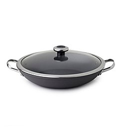 Revere® Hard Anodized Aluminum 1.9-qt./1.8L Braising Pan with Lid
