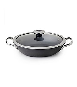 Revere® Hard Anodized Aluminum 3.2-qt./3L Braising Pan with Lid