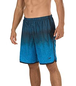Speedo® Men's Texture Blend Hydrovolley Swim Jammers