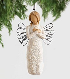 DEMDACO® Willow Tree® 2016 Angel Ornament