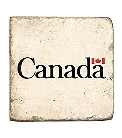 Studio Vertu Canada Script Coaster