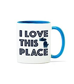 Tandem for Two Michigan Love This Place Mug