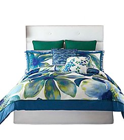 Christian Siriano Watercolor Bloom Bedding Collection