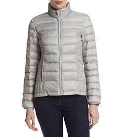 Weatherproof® Quilted Packable Down Jacket