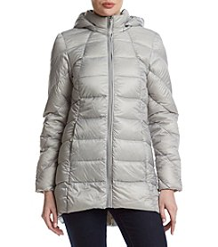 32 Degrees Weatherproof® Packable Down Jacket With Removable Hood