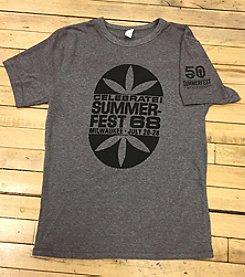Alternative Apparel Men's Summerfest '68 Milwaukee T-Shirt