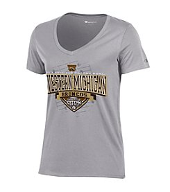 Champion® NCAA® Western Michigan Broncos Women's Tee