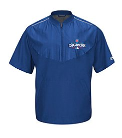 Majestic MLB® Chicago Cubs Men's Short Sleeve Gamer Jacket