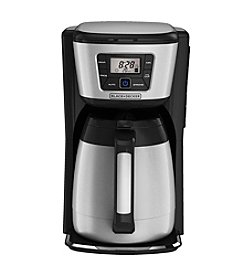 Black & Decker® CM2035B 12-Cup Programmable Thermal Coffee Maker