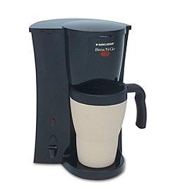 Black & Decker® DCM18 Brew 'n Go Personal Coffee Maker