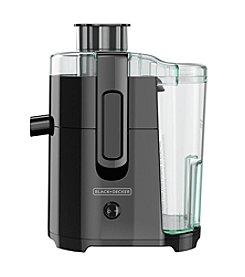 Black & Decker® JE2400BD 400-Watt Juice Extractor with Space Saving Design