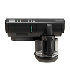 Black & Decker® SCM1000BD Spacemaker Glass Coffeemaker