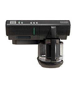 Black & Decker® SCM1000BD Spacemaker Glass Coffeemaker
