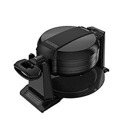 Black & Decker® WMD200B Double Flip Waffle Maker