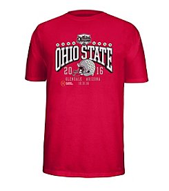 J. America® NCAA® Ohio State Buckeyes Men's Fiesta Bowl Spirit Short Sleeve Tee