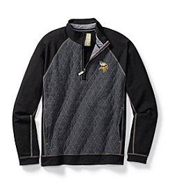 Tommy Bahama® NFL® Minnesota Vikings Men's Gridiron 1/2 Zip