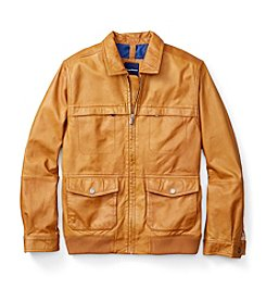 Tommy Bahama® Men's Santiago Aviator Jacket
