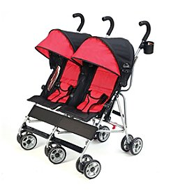 Kolcraft® Cloud Double Umbrella Stroller