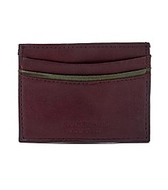 Isaac Mizrahi® 5-Pocket Leather Card Case