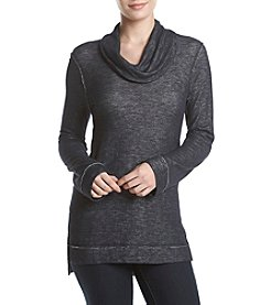 Splendid® Cowl Neck Tunic Sweater