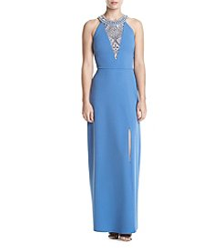 Speechless® Embroidered Long Dress