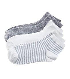 Cuddl Duds® 3-Pack Twist Texture Socks