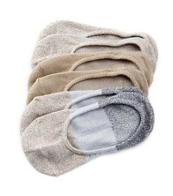 Cuddl Duds® Colorblocked Twist Socks