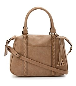 Ruff Hewn Soft Sueded Satchel