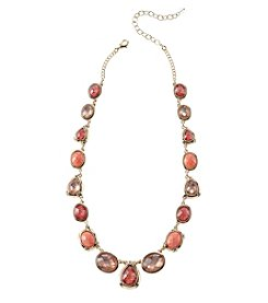 Napier® Drama Collar Necklace