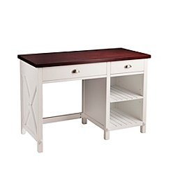 Southern Enterprises Amburg Farmhouse Desk