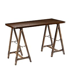 Southern Enterprises Downing Sawhorse Desk