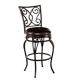 Southern Enterprises Hanover Swivel Stool