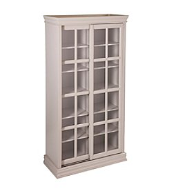 Southern Enterprises Mannheim Sliding-Door Cabinet