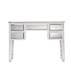 Southern Enterprises Mirage Mirrored Console