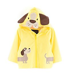 London Fog® Baby Boys 3-D Puppy Jacket
