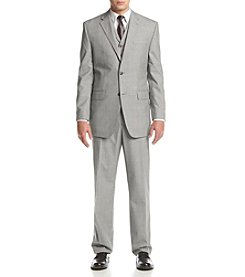 Sean Jean® Men's Gray Plaid Suit Separate