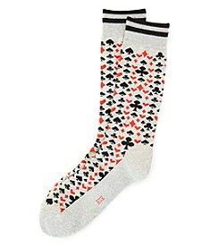 HUE® Lucky8 Dress Socks