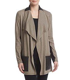 Jones New York® Drape Cardigan Sweater