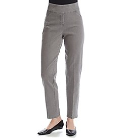 Alfred Dunner® Proportioned Allure Pants