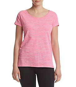 Exertek® Lattice Stripe Tee