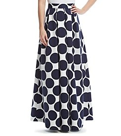 Eliza J® Polka Dot Ball Gown Skirt