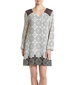 DR2 by Daniel Rainn™ Crochet Shift Dress