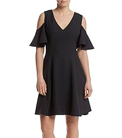 Madison Leigh® Cold Shoulder Dress