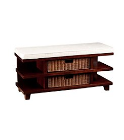 Southern Enterprises Adler Storage Bench