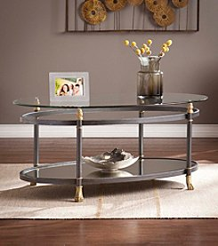 Southern Enterprises Allesandro Cocktail Table