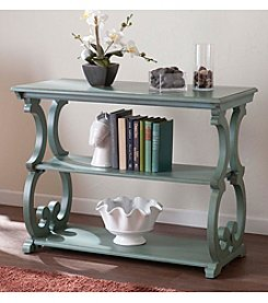 Southern Enterprises Bradbury Scroll Console Table