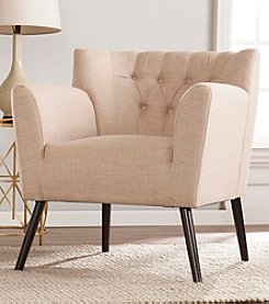 Southern Enterprises Byers Tufted Chair