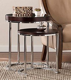 Southern Enterprises 2-pc. Lexie Nesting Table Set