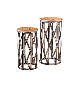 Southern Enterprises 2-pc. Mencino Accent Table Set